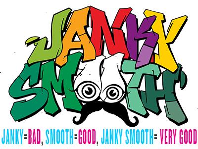 jankysmooth full logo