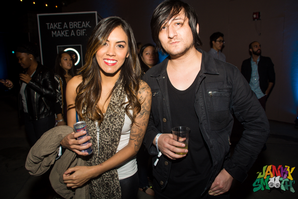 Steven and Tara