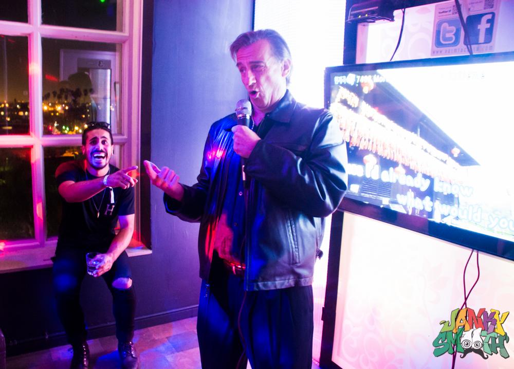 KTown Karaoke Take Down