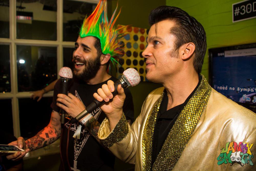 KTown Karaoke Takedown
