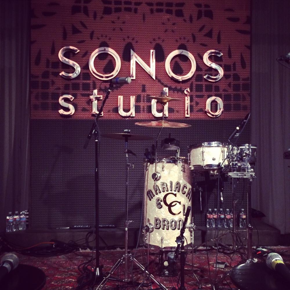 Mariachi El Bronx at Sonos