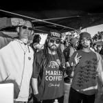 Kelly Jackson, Bennett Harada and Sicky Nicky
