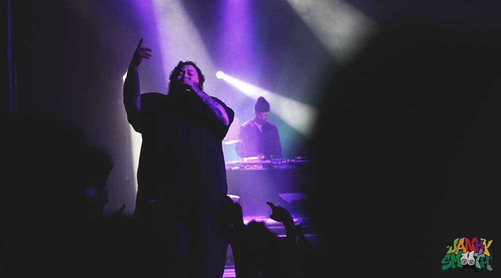 Action Bronson at the Observatory