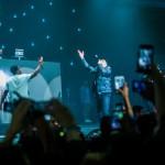 Drake with ASAP Mob