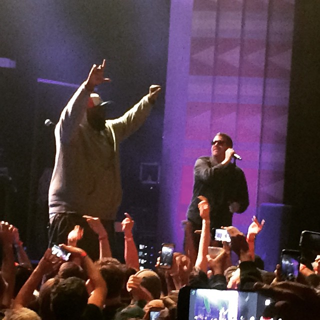 Run the Jewels at The Regent Theater