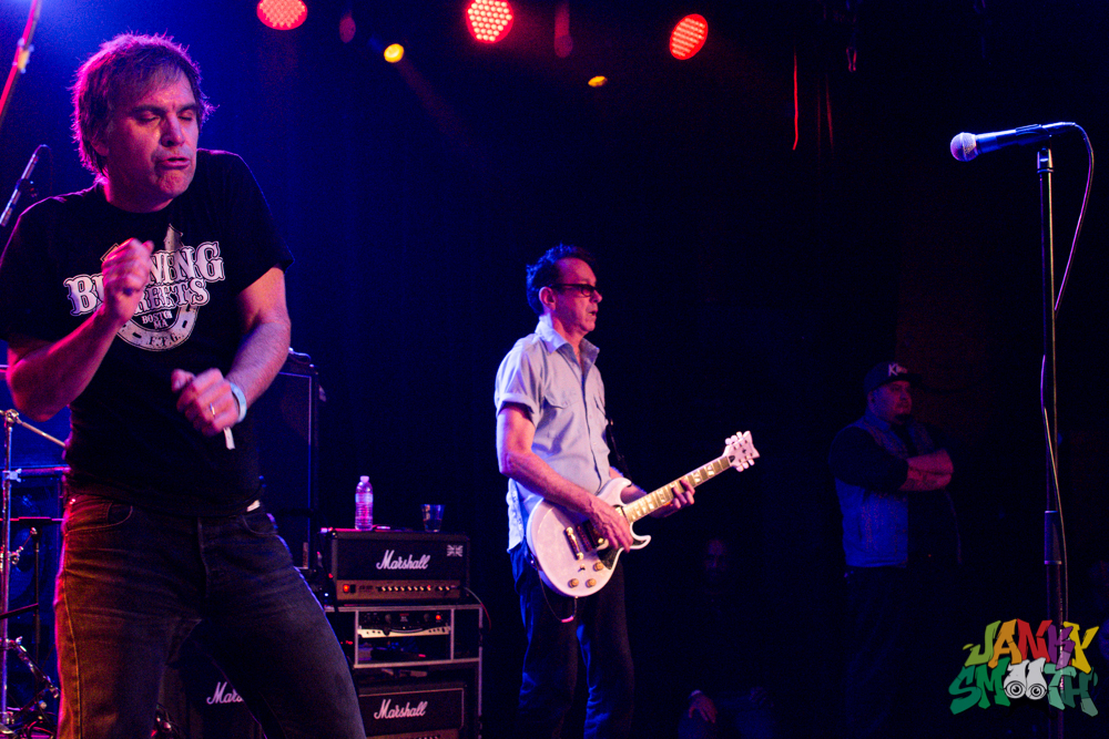 East Bay Ray with Dead Kennedys by Taylor Wong