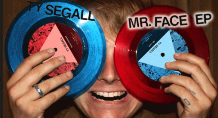 Ty Segall- Mr. Face EP
