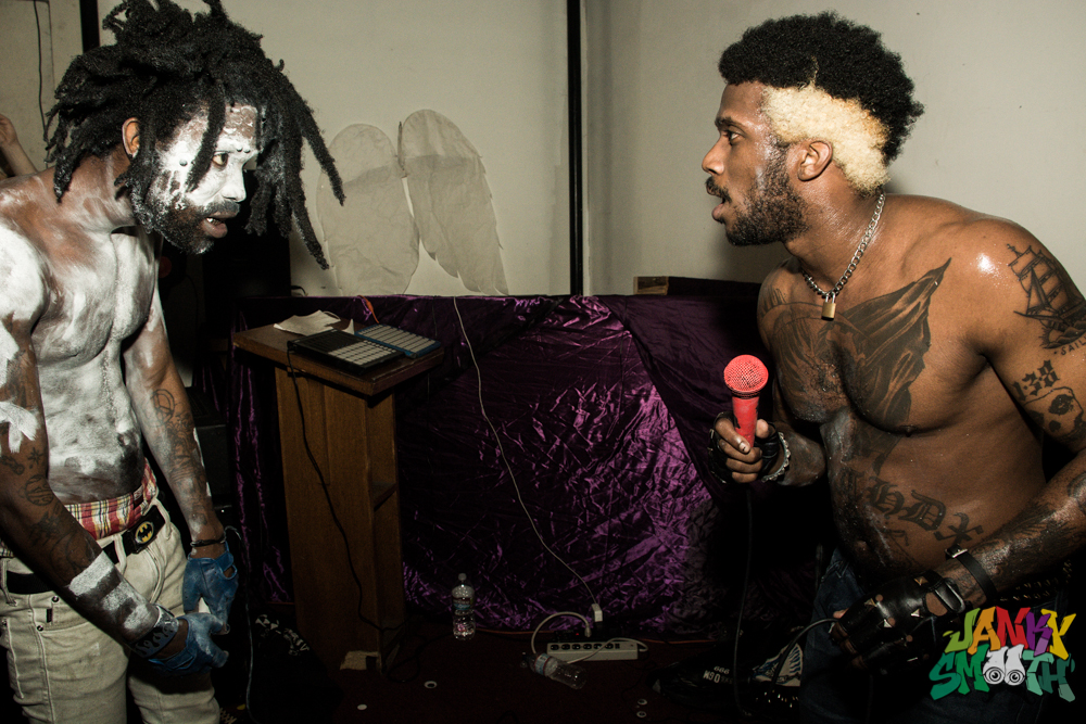 Ho99o9 at Church of Fun- Number 2 of Top Concerts of 2015-Shot by Taylor Wong