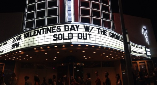 The Growlers Valentines Day