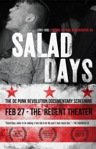 Salad Days Promo