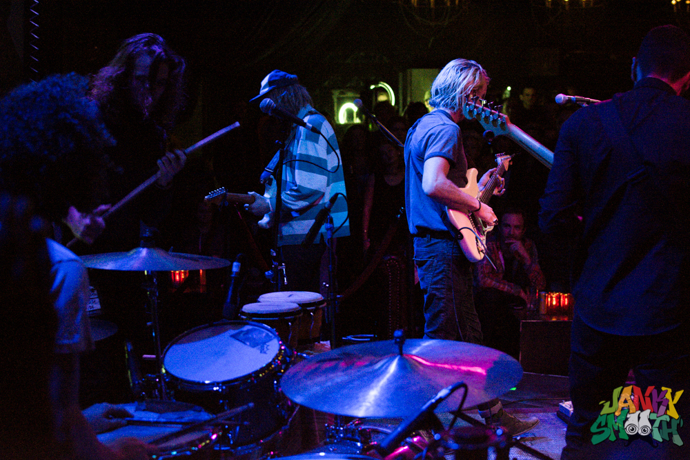 SWIMM at the Sayers Club