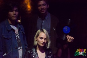 Cherry Glazerr DJs the Sayers Club