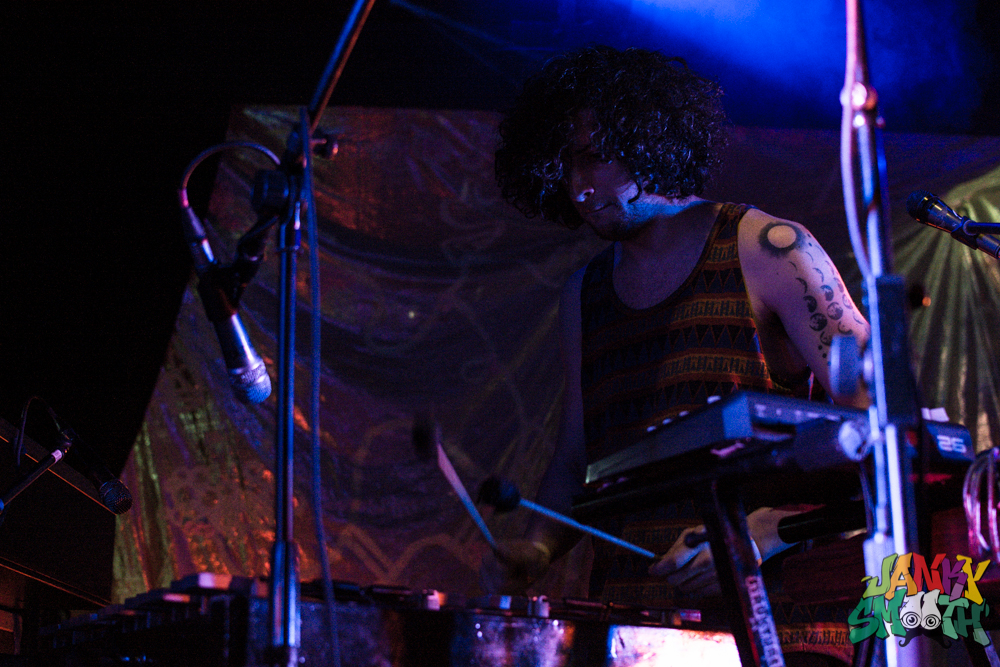 Vacationer at The Echoplex