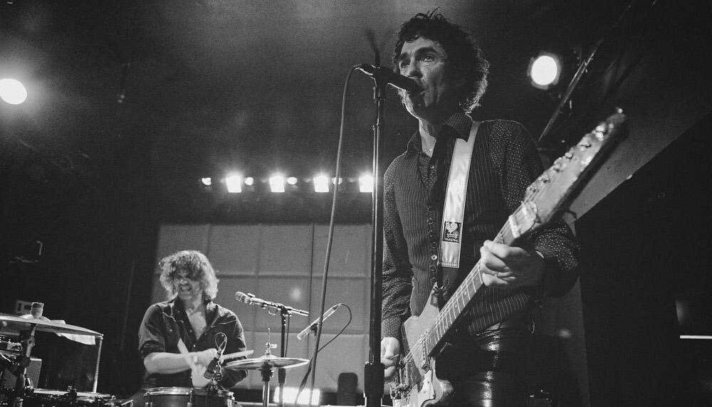 Jon Spencer Blues Explosion photo by Casey Lewis for Grimy Goods