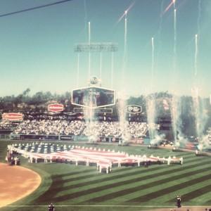 Dodgers Season Opener Extravaganza