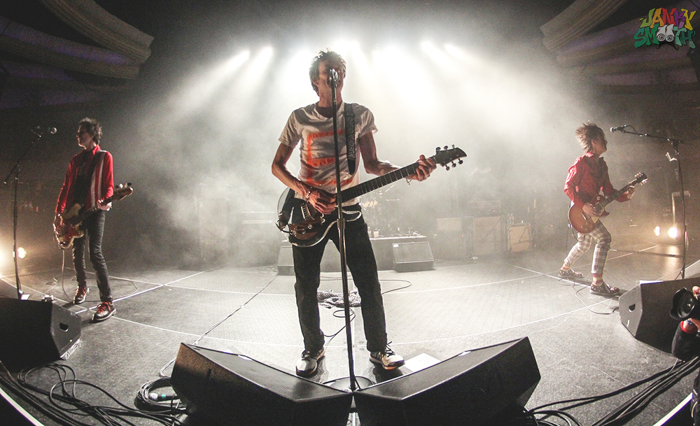 The Replacements at The Palladium- Shot by David Evanko