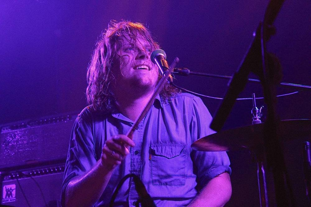 Ty Segall with Fuzz at The Troubadour