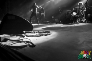 Death Grips shot by Taylor Wong