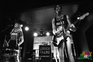 Gooch Palms at Echo Park Rising by Mitch Livingston