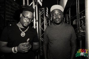 Buress and Open Mike Eagle at Echo Park Rising