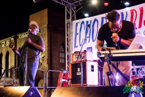 Hannibal Buress joins Open Mike Eagle at Echo Park Rising