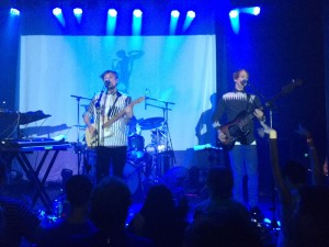 Django Django at The Constellation Room