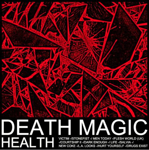 Health- Death Magic Album Cover