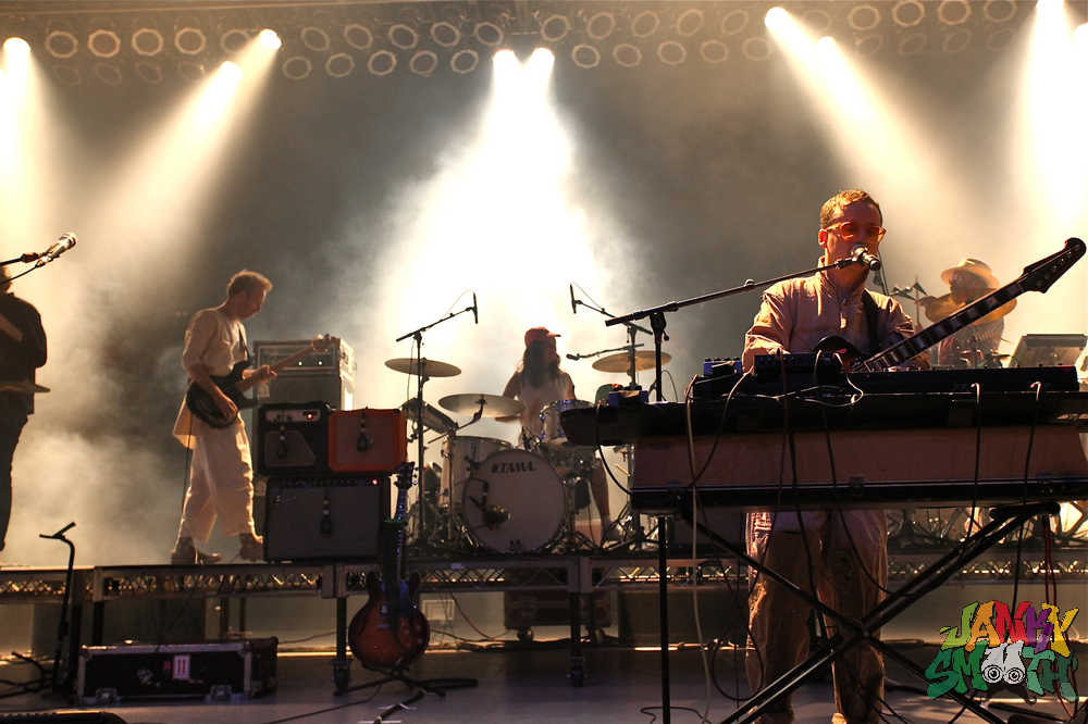 Hot Chip at The Greek Theater