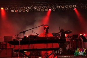 Alexis Taylor Makes Machines Come to Life at The Greek