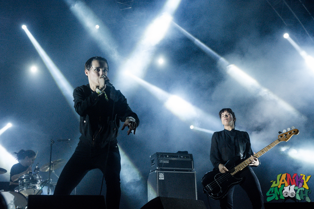 Savages at FYF 2015 by Taylor Wong-Top 10 Concerts of 2015