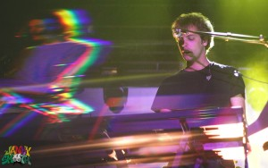Mind Bending Photos of Tame Impala by David Evanko for Janky Smooth