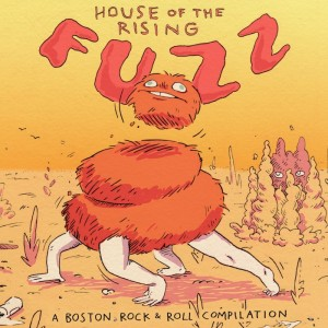 House of the Rising Fuzz Album Cover