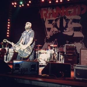 Rancid at Riot Fest Chicago 2015 by danny baraz