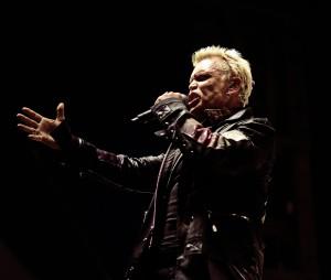 Billy Idol at Riot Fest Chicago 2015