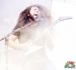 Coheed and Cambria at Riot Fest Chicago 2015