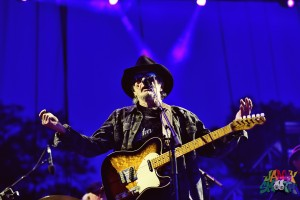 Merle Haggard at Riot Fest Chicago 2015