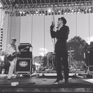 The Damned at Riot Fest Chicago 2015 by danny baraz