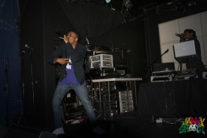 Vince Staples at Passion of the Weiss Fest