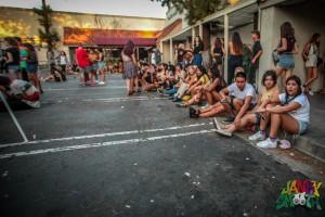 Way Strange Fest Crowd Chill