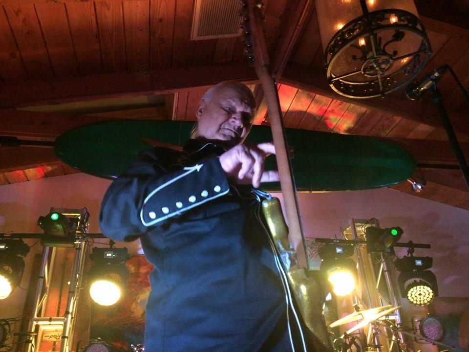 Dick Dale at Casa Escobar shot by Daniel Garcia
