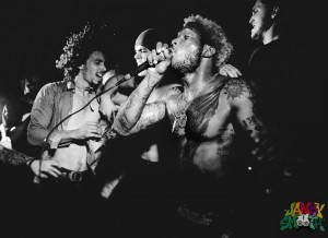 Yeti of Ho99o9 Consumed by Fans at The Del Monte Speakeasy