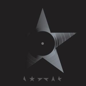 David Bowie's Blackstar Vinyl Album Cover