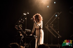 Red Bull Artist, Akua opening for Sylvan Esso
