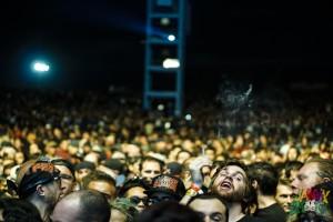 Knotfest Fans by Josh Allen