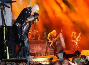 Judas Priest at Knotfest by Alfonso Contreras