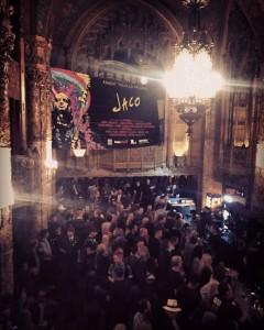 Jaco Pastorius- Ace Theater Lobby