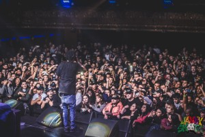 Joey Badass Presides Over Night 4 of 30 Days in LA at The Belasco