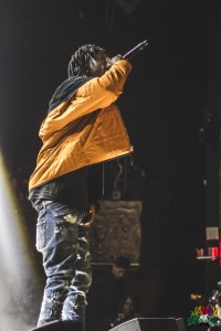 Joey Badass at The Belasco Theater