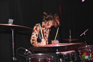 Timmy's Organism Drummer Blake Hil