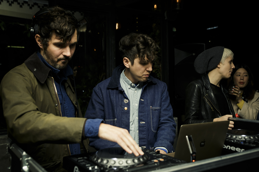 YACHT DJ Set at Dial Tones afterparty